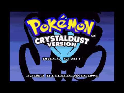 [Download] Pokemon Crystal Dust - HackRom [GBA] 2019