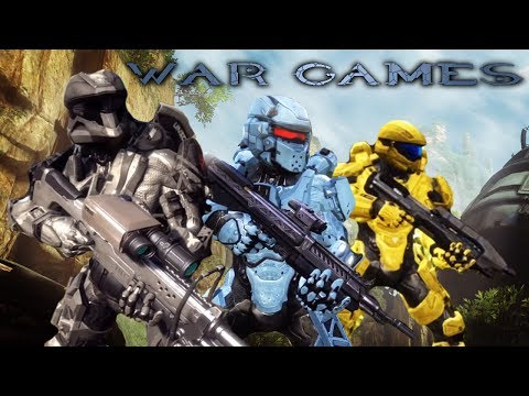 War Games - Halo 4 Machinima Series