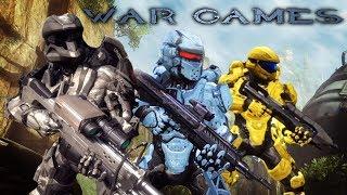 War Games - Halo 4 Machinima Series