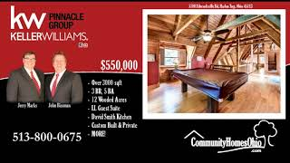 Harlan Township Real Estate for Sale  5788 Edwardsville Rd, Clarksville, OH 45113