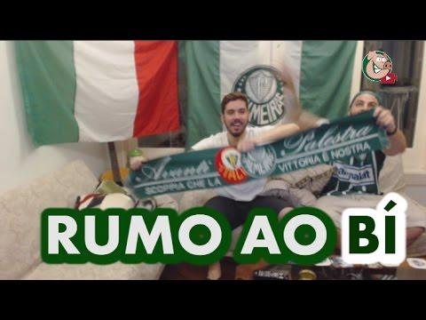 RUMO AO BÍ - Atlético Tucumán 1 x 1 Palmeiras - TV ALVIVERDE - LIBERTADORES 2017