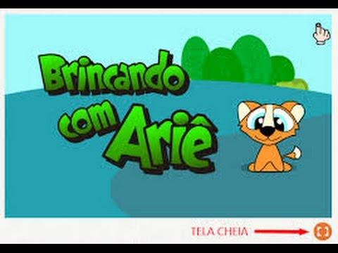 Jogo educativo Brincando com Arie!!!! Brincando com Arie ( jogos infantis ) from YouTube · Duration:  9 minutes 21 seconds