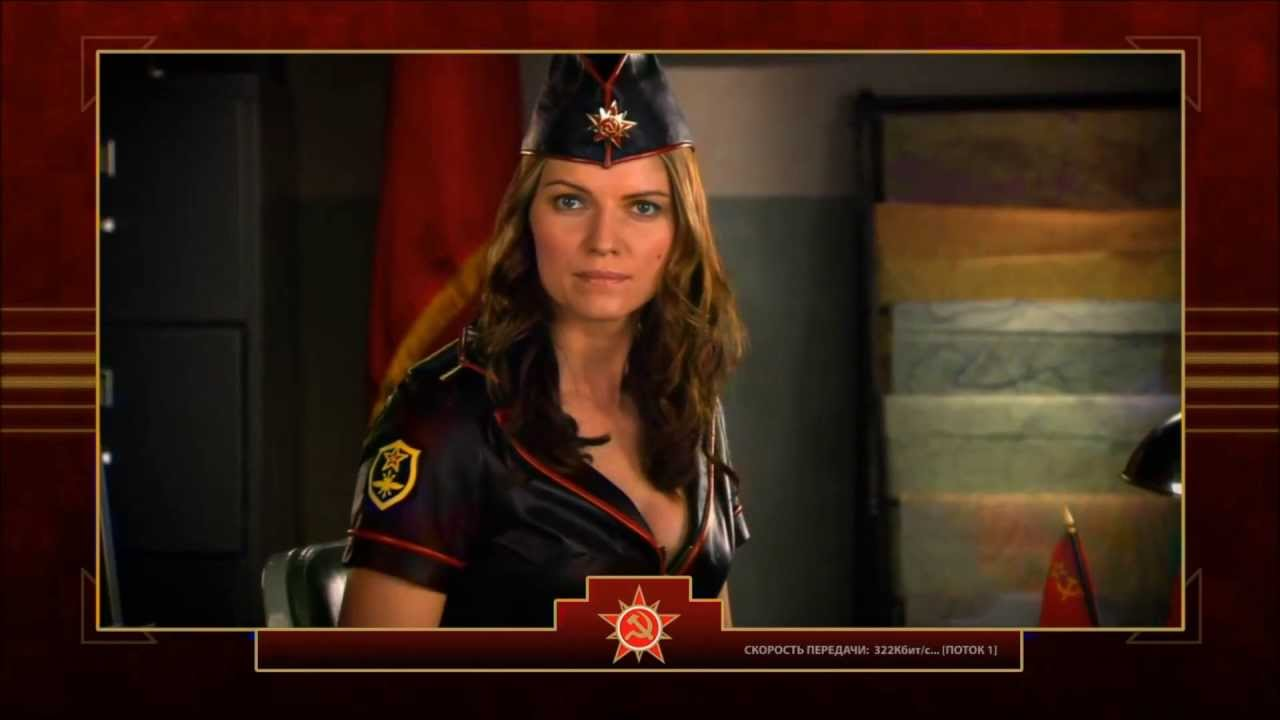 Command And Conquer Wallpaper Girl C Amp C Red Alert 3 Uprising Soviet Cutscenes Youtube