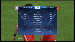 Pro Evolution Soccer 2014 PS3 Gameplay