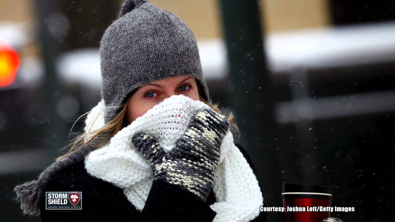 What Is The Wind Chill?  Weather Word Of The Week