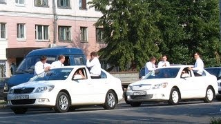 г. Орел, Выпускники Академии ФСО устраивают беспредел на дороге