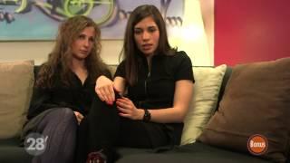 [EXCLU] Les deux Pussy Riot libérées racontent leur captivité à 28'