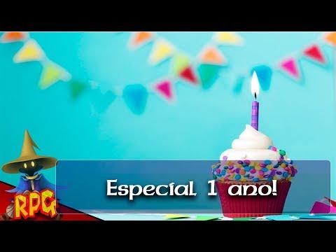 🔴Live Especial 1º ano do canal!