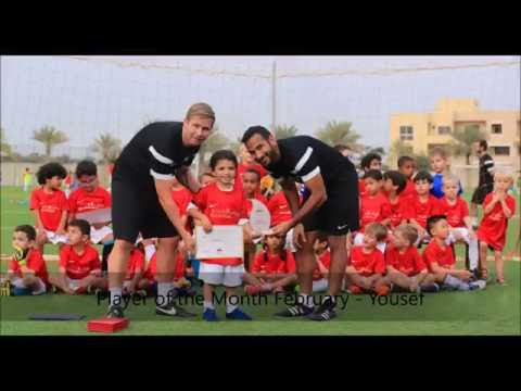 Regional Sports U6s end of season video