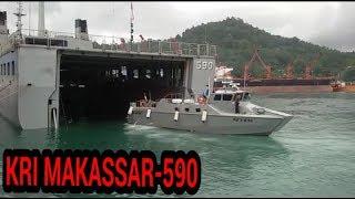 kri makasar 590