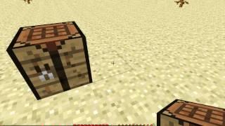 minecraft zincir zırh yapımı