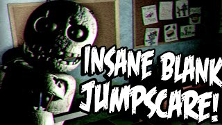 INSANE Blank JUMPSCARE And Markiplier EASTER EGG!! | Five Nights At Candy's | Night 2 & 3 Complete