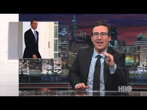 Last Week Tonight with John Oliver: Climate Change (Abbreviated) (HBO)