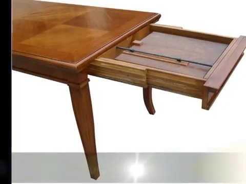 Produzione tavoli classici arte povera in stile su misura : tavolo ...