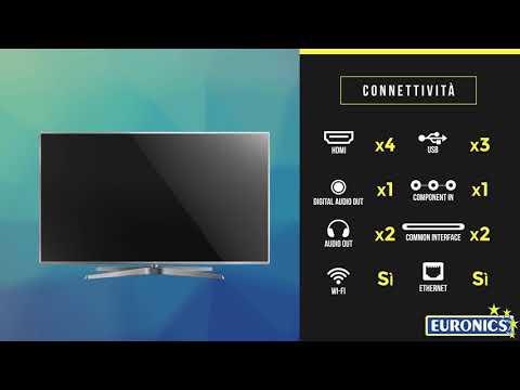 Panasonic | TV LED 4K PRO HDR Smart | TX-58EX780