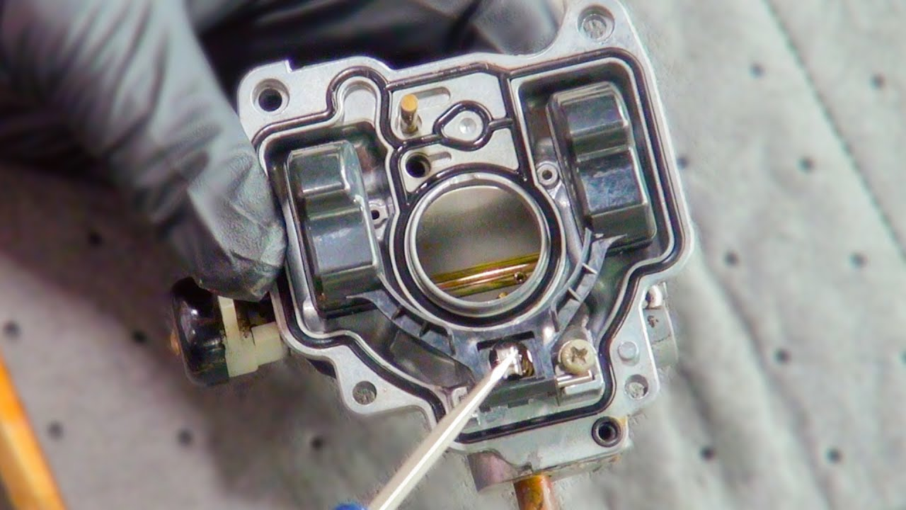 kohler command twin carburetor rebuild ep 01 [ 1280 x 720 Pixel ]