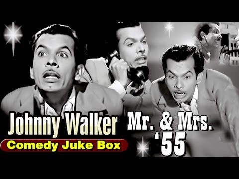 Johnny Walker Best Comedy Scenes - Mr. and Mrs. 55