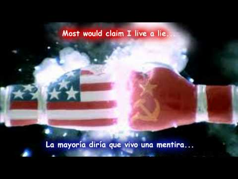 Avenged Sevenfold - Blinded In Chains (subtitulado en español - inglés) [Lyrics]