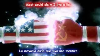 Avenged Sevenfold - Blinded In Chains (subtitulado en español - inglés) [Lyrics]