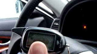 Кодграббер и шерхан(Демонстрация работы кодграббера и автосигнализации Scher-Khan 5. На автомобиле Toyota Camry установлена авто сигнали..., 2011-03-18T16:38:58.000Z)
