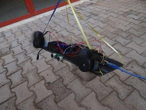 UAV and Arduino