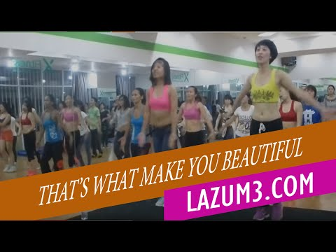 Nhảy zumba | What make you beautiful | Guiness Flashmob | Zumba Hanoi | Zumba Fitness Vietnam