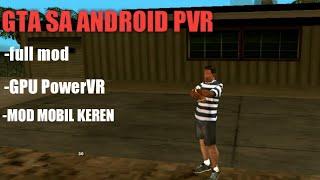 Cara memasang GTA SA android khusus PVR