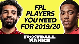 Who Do I Need in My FPL Team This Season? | B/R Football Ranks Fantasy Premier League