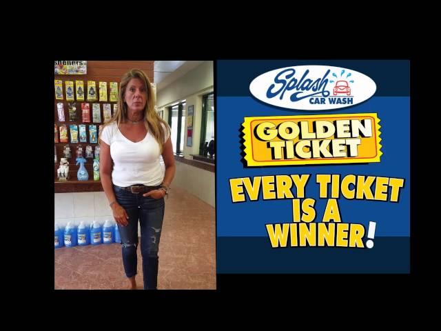 Golden Winner - Splash Car Wash Brewster