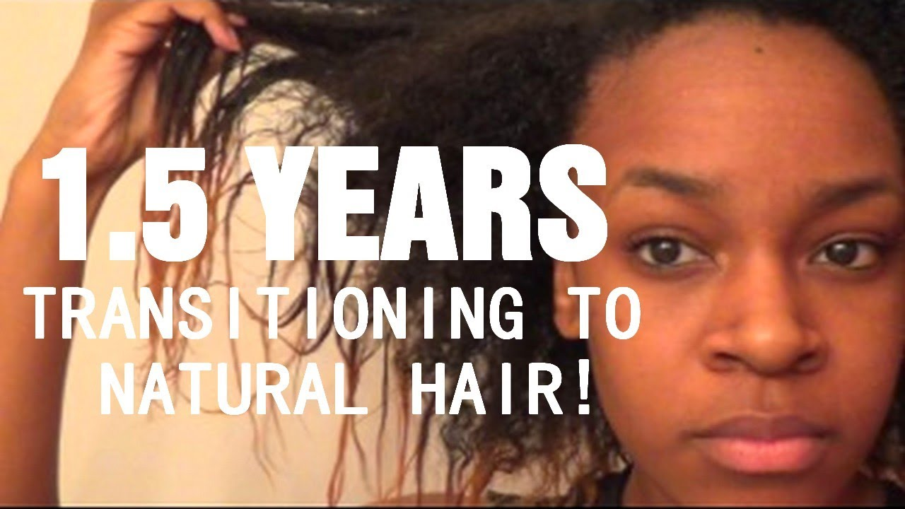 1 5 Years Transitioning To Natural Hair Doovi