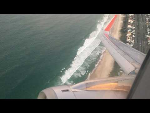 Jetstar JQ187 TAXI AND TAKE OFF From  Gold Coast Airport.