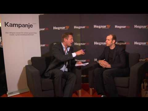 Gulltaggen 2017 intervju: James Harris