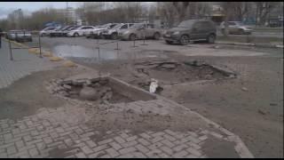 Проверка теплосетей в Тюмени обернулась коллапсом