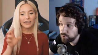 Destiny Goes Hard Against Jenna Rajj Royale Podcast
