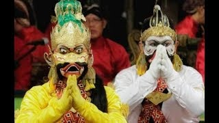 BEKSAN WANARA / Sugriwa Subali / Javanese SENDRATARI Ramayana Ballet Dance WISNUMURTI [HD]