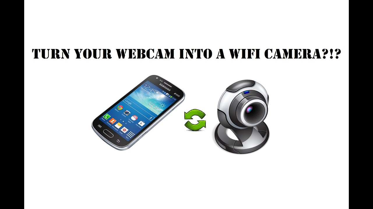 Turn your digital camera into webcam