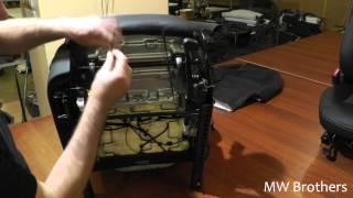 видео Модельные чехлы на Хайлендер