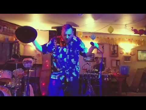 Sweet home Chicago live the snug Harbor bar Lincoln City Oregon August 2017