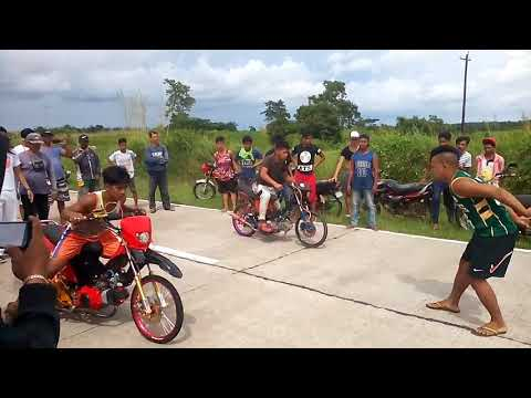 cawayan drag race xrm vs. xrm 1