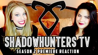 SHADOWHUNTERS TV SHOW SEASON 2 PREMIERE REVIEW