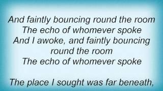 18108 Phish - Bouncing Around The Room Lyrics