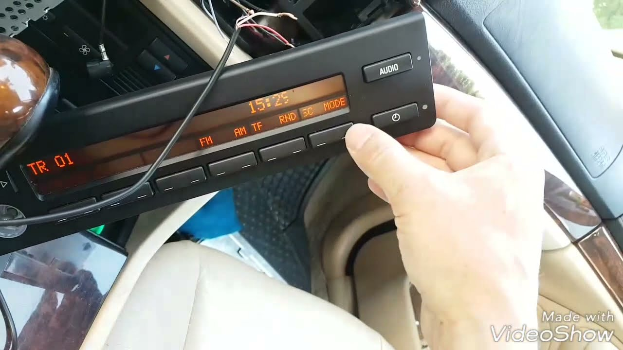 hight resolution of bmw e39 aux input easy