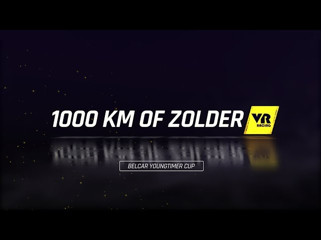 VR Racing preview 1000 km of Zolder