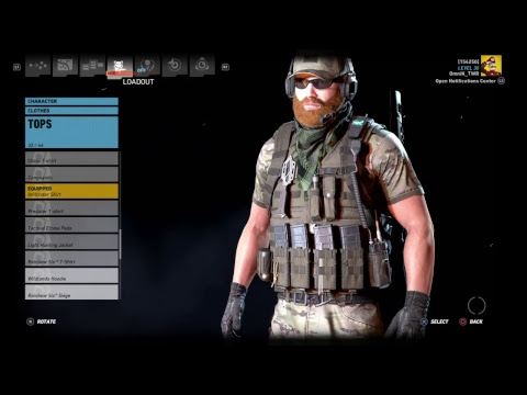 Spending 10,000 prestige credits on prestige crates and in Wildlands (with  two spec ops crates)