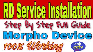 How To Install Morpho Device