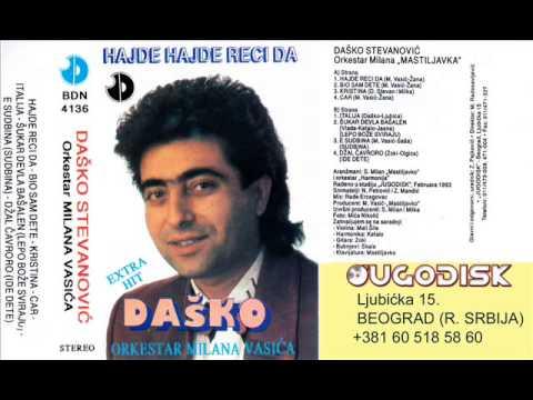 Dasko Stevanovic - Italija - (Audio 1993)