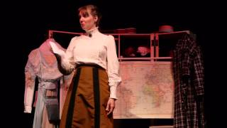 Two Hours in A Madhouse: An Evening with the Notorious Nellie Bly