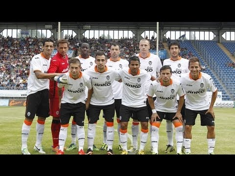 RESUMEN DE LA PRIMERA PARTE DEL SV WALDHOF MANNHEIM - VCF (0 - 0)