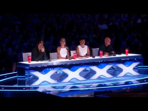 Selected of God  Choir Sings Thunderous Cover of  Impossible    America's Got Talent 2015