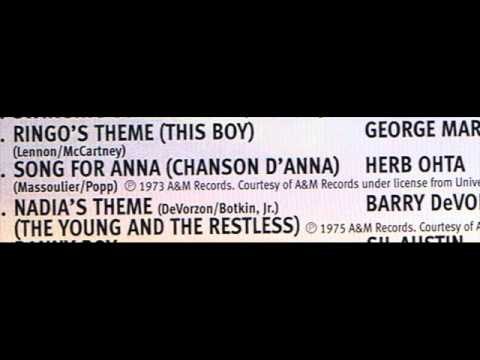 Song for Anna (Herb Ohta)1973